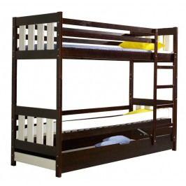 Dolmar Patrová postel s úložným prostorem KACPER