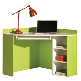 Rohový psací stůl LABYRINT LA17
