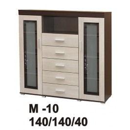 AB Komoda sklo MARINO M10