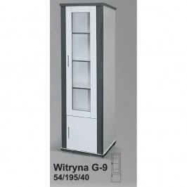 AB Vitrína GREY G9