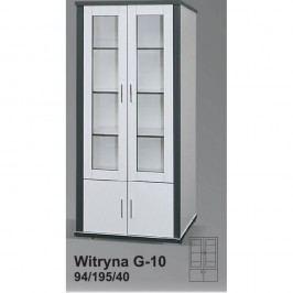 AB Vitrína GREY G10
