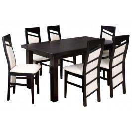 Swierczynski Rozkládací jídelní stůl JOWISZ 125x80 + 40