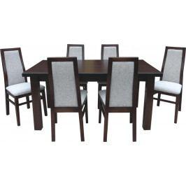 Swierczynski Rozkládací jídelní stůl JOWISZ 200x100 + 2x50