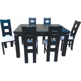 Swierczynski Rozkládací jídelní stůl MARS 160x90 + 50