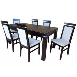Swierczynski Rozkládací jídelní stůl MARS 200x100 + 2x40