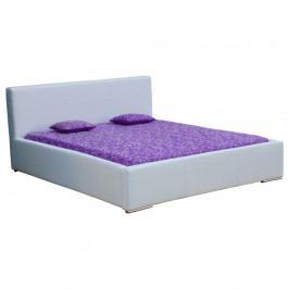 Mazur Čalouněná postel 160 BIANCO