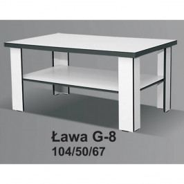 AB Konferenční stolek GREY G8