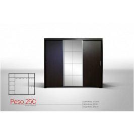 Arkos Šatní skříň 250 PESO