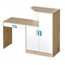 Domel Psací stůl NICO 11 Domel 120/150/50