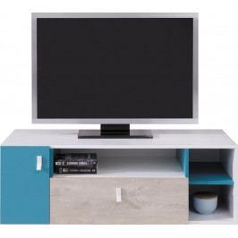 Meblar Televizní stolek PL10 PLANET Meblar 120/40/50