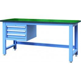 Pracovní stůl se skřínkou - TSB7902 + TBAH224003   Torin BIG RED