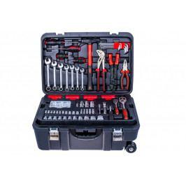 Plastový kufr s nářadím na kolečkách, 236 dílů - AH165001   ZealoT Tools