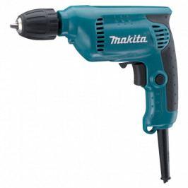 Lehká elektrická vrtačka Makita 450W s rychlosklíčidlem 1,5-10mm - 6413   Makita