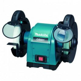 Dvoukotoučová bruska 205 mm, Makita 550W - GB801 | Makita