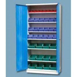 Skříň na plastové zásobníky | AHProfi