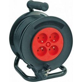 Prodlužovací kabel na bubnu 25 m 4 zásuvky typ E buben - TO-82682   Toya