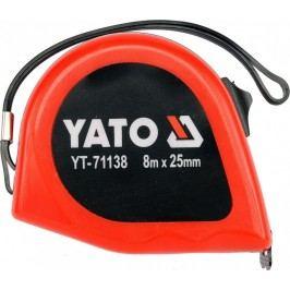 Svinovací metr 8m YT-71138 | Yato