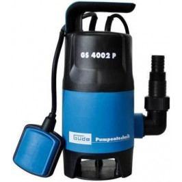 Ponorné kalové čerpadlo GS 4002 P | Güde