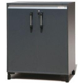 Skříňka garážového systému s dvoukřídlými dvířky ZS29018F 797 x 502 x 820 + 80 (nožičky) mm | AHProfi