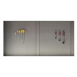 Sestava 2x děrovaná závěsná deska a 3x lišty | Torin BIG RED