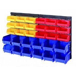 Plastový organizér na šrouby s 30 boxy - MSBRWK1812 | AHProfi