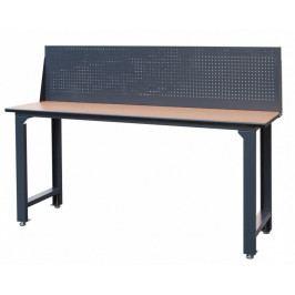 Dílenský stůl s děrovaným panelem - TSB1078+TSB10A   Torin BIG RED