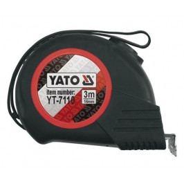 Měřící pásmo 8 m x 25 mm - YT-7112 | Yato