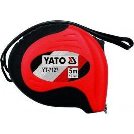 Metr svinovací 5 m x 19 mm - YT-7127 | Yato