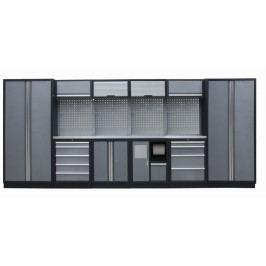 Kvalitní PROFI dílenský nábytek - 4535 x 2000 x 465 mm - TGS1301AM | Torin BIG RED