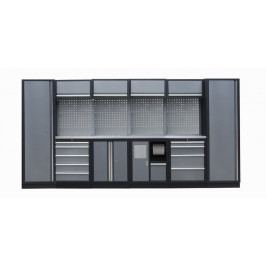 Kvalitní PROFI dílenský nábytek 3920 x 458 x 2000 mm - TGS1301AY | Torin BIG RED