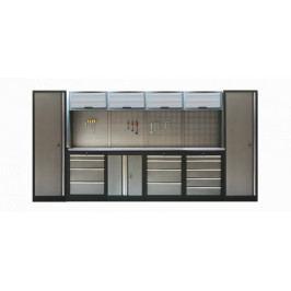 Kvalitní PROFI dílenský nábytek 3920 x 458 x 2000 mm - TGS1300A99 | Torin BIG RED