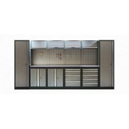 Kvalitní PROFI dílenský nábytek 3920 x 458 x 2000 mm - TGS1300BB7 | Torin BIG RED