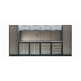 Kvalitní PROFI dílenský nábytek 3920 x 458 x 2000 mm - TGS1300BB9 | Torin BIG RED
