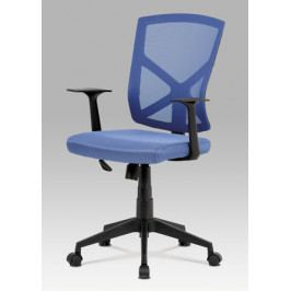 Kancelářská židle KA-H102 BLUE