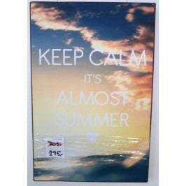 """Nápis ,,keep calm"""""""