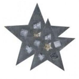 Fotorámeček hvězda