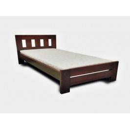 Dřevěná postel Kuba - buk