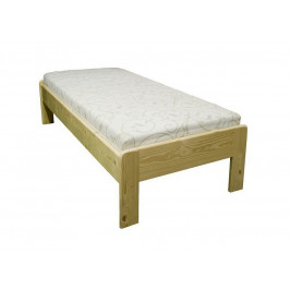 Dřevěná postel VIKI - buk