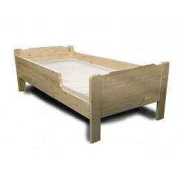 Dřevěná dětská postel ANITA 170x80 cm