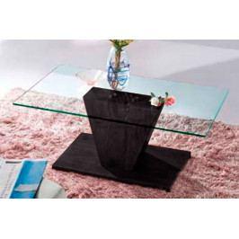 Konf. stůl sklo obdélník120x70x43