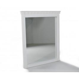 Zrcadlo Bizante bílé
