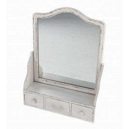 Zrcadlo se šuplíky