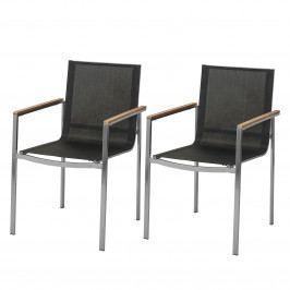 Zahradní židle Teak Exklusiv VII.