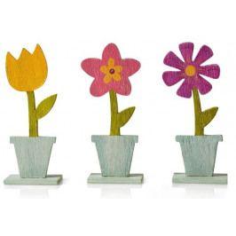 Dekorace Set květin