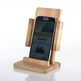 Stojánek na mobilní telefon
