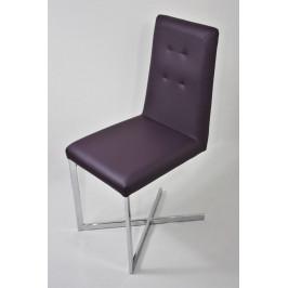 Jídelní židle Darwin lila