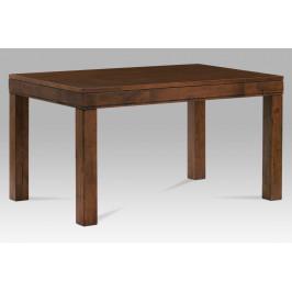 Jídelní stůl 140x80 cm, barva ořech
