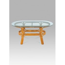 Konstrukce konferenčního stolku ratan PO99-4 HO