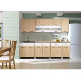 Kuchyňská linka ADRIA 260 cm