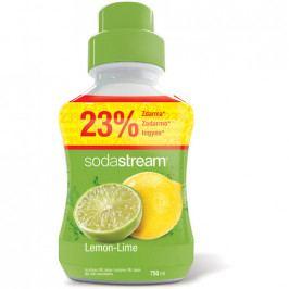 Příchuť Lemon Lime VELKÝ 750ml SODA